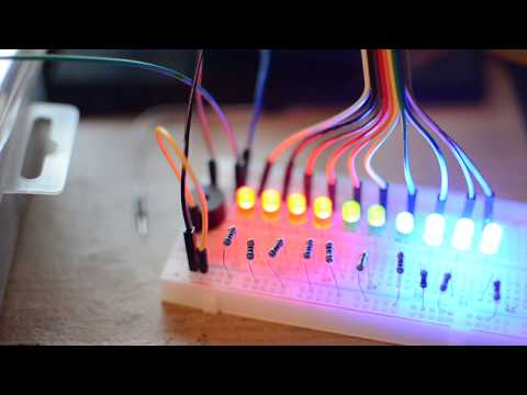 Arduino Based EMF/RF Detector