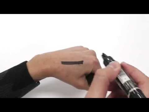How to remove permanent marker from the skin