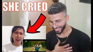 """ADAM SALEH REACTS TO """"All You Can Handle"""" Reaction Videos!!"""