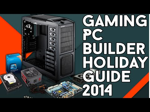 Gaming PC Builder Holiday Guide 2014! Build a PC for: $450-$2200 (Best Deals! December)