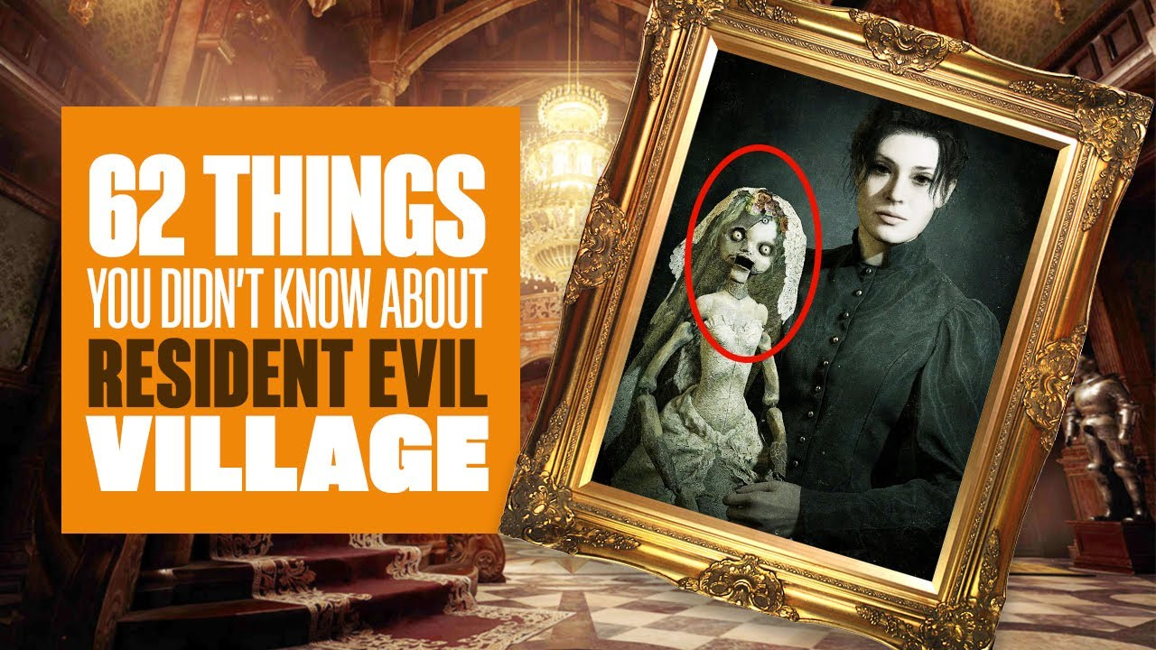 62 Things You Didn't Know About Resident Evil Village (Even If You Played It)