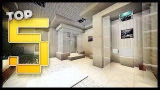 Bathroom Minecraft Videos