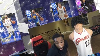THIS IS WHY IM THE BEST PACK OPENER ON NBA 2k18! NBA 2k18 First Day Packs