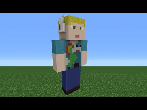 Minecraft Tutorial: How To Make Crainer Commentates
