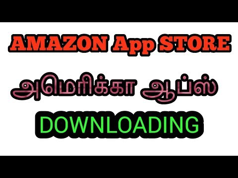 Amazon App store Amerikan apps