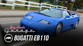 1993 Bugatti EB110 - Jay Leno's Garage