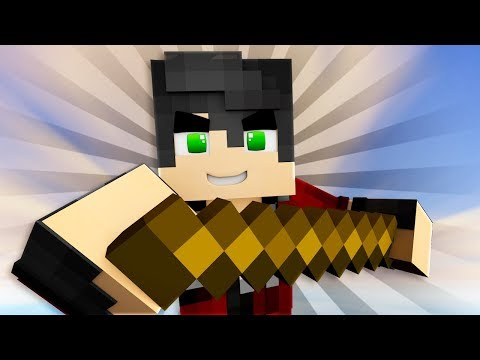 THE BEST WEAPON IN MINECRAFT BEDWARS!