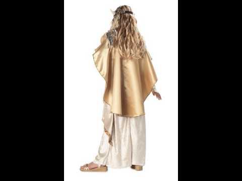 Viking Princess Child Costume