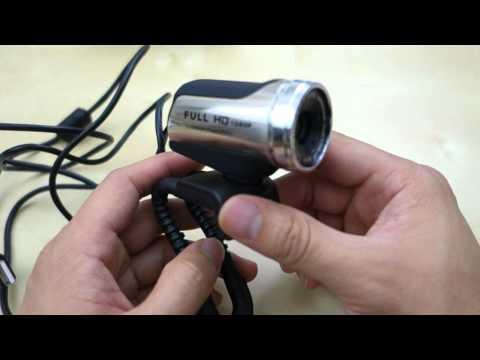 Ausdom AW615 1080P Webcam REVIEW
