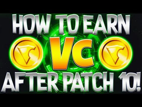 HOW TO EARN VC AFTER PATCH 10 IN NBA 2K18! FAST AND EASY VC METHOD!