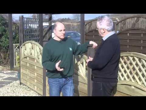 Garden Fencing Swansea | Fencing Panels | D.G. Heath