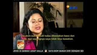 Maya Soetoro Bernostalgia di Indonesia (June 7, 2012) - SCTV