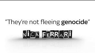 Nick Ferrari: They