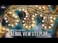 HOW TO : AERIAL VIEW SITE PLAN TUTORIAL WITH ONLY PHOTOSHOP