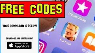 fortnite mobile code