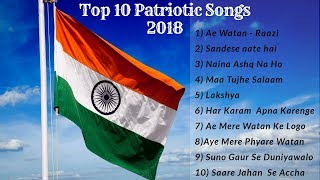#Top 10 Patriotic Cover Song 2018   New & Best Indian Independence Day Unplugged Cover Songs