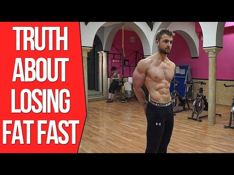 Truth About Losing Fat WITHOUT Losing Muscle