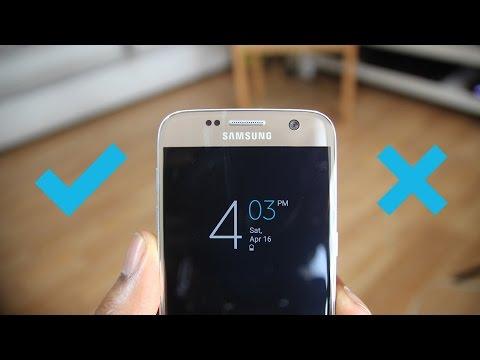 Samsung Galaxy S7: Pros & Cons!