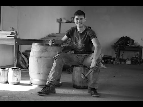How its Made - Wooden Whiskey Barrels and Brandy UA Zhytomyr