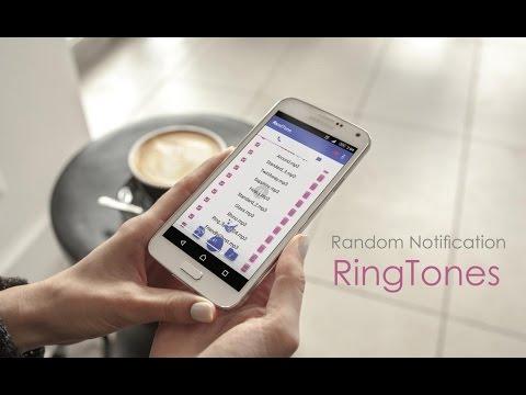 Randomize phone Notification Tones | Android