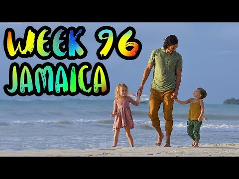 Dad Travels with 2 Kids to Jamaica WITHOUT MOMMY!! /// WEEK 96 : Jamaica