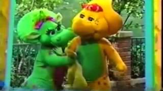 Barney & Friends Trading Places Ending Credits