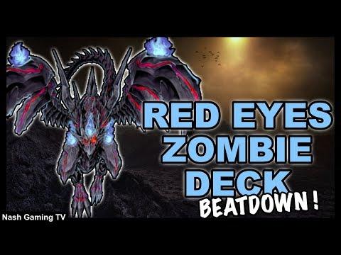 [Beatdown Version] Red Eyes Zombie Deck - YuGiOh Duel Links Deck