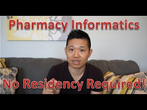 How to Series | Pharmacy Informatics Without Residency Training