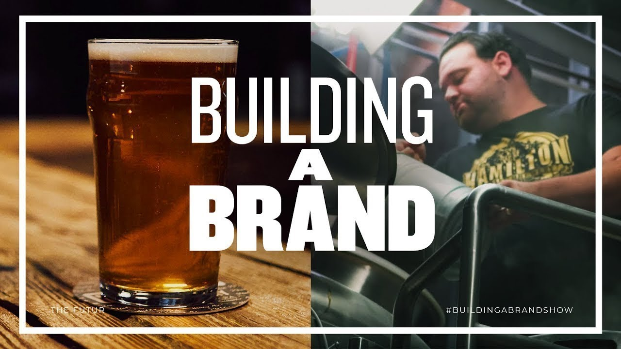 Starting The Branding Process – Building A Brand, Episode 1