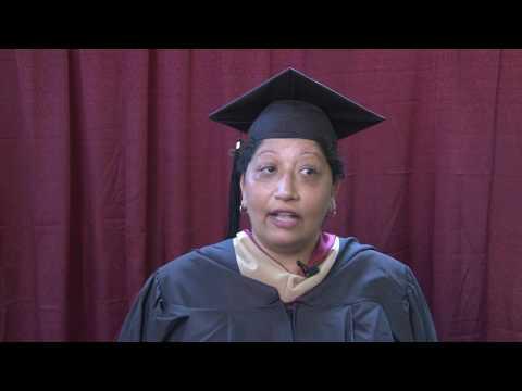 Hear From Our Graduates: Iris Irizarry-Roscoe, BSBA '14, MSM '16