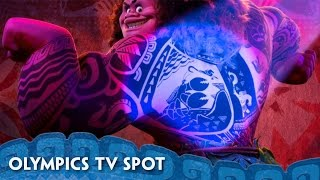 Olympics TV Spot - Moana