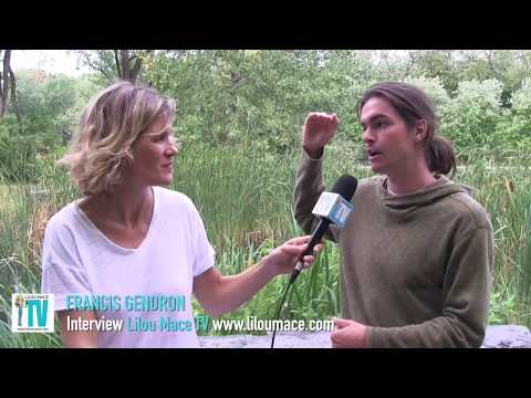Earthship and Greenhouse of the future - Francis Gendron