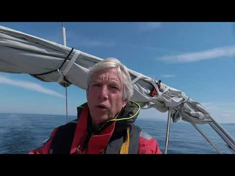Ep 28 Sailing Solo From Faroe Islands to Scottish Hebrides