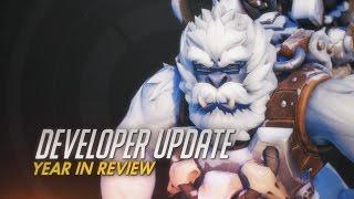 Developer Update | Year in Review | Overwatch