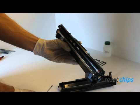 How To Refill Samsung MTL-D101S Toner Cartridge