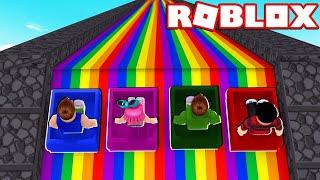 Brinquei Num Escorregador Muito Louco Roblox Ride A Box Down Roblox Em Busca Do Escorregador Colorido Gigante Muitos Obstaculos Wild Obby Pakvim Net Hd Vdieos Portal