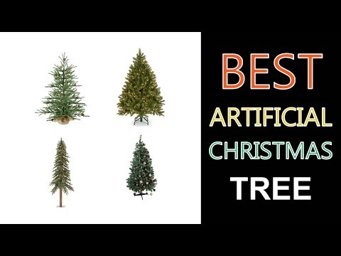 Best Artificial Christmas Tree 2018