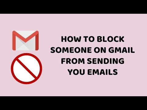 How To Block Someone on Gmail from Sending you Emails | Easy Tutorials In Hindi