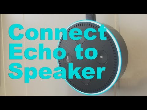 How to Connect the Amazon Alexa Echo Dot to a Bluetooth Speaker