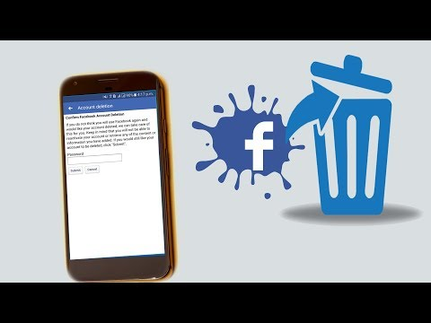 Delete My Account How to Delete My Facebook Account Permanently Delete Fb Account