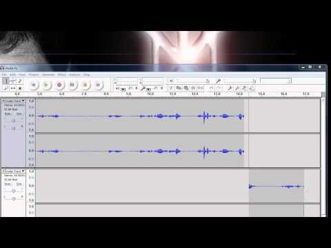 How to Use Audacity to Record Your Voice on Your Computer with a Microphone