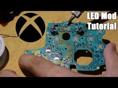 How to Change LED Color on an Xbox One Controller