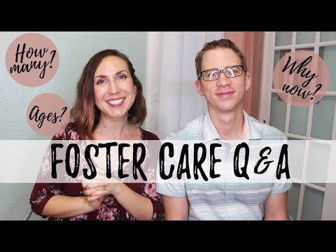 Foster Care Questions and Answers | Starting Our Foster Care Journey