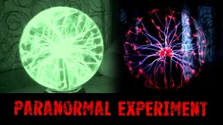 Download Plasma Ball Experiment Analysis - Real Paranormal Activity Part 40.1 Video