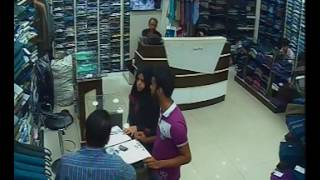 CCTV fotage robbery at hyderi market karachi