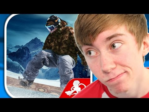 SNOWBOARD PARTY (iPhone Gameplay Video)