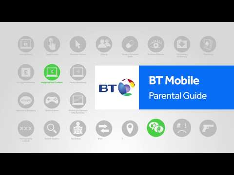 BT Mobile parental controls step-by-step guide | Internet Matters