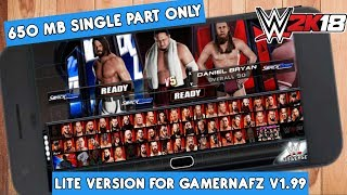 150MB HOW TO DOWNLOAD REAL WWE 2K18 PSP FOR ANDROID HIGHLY