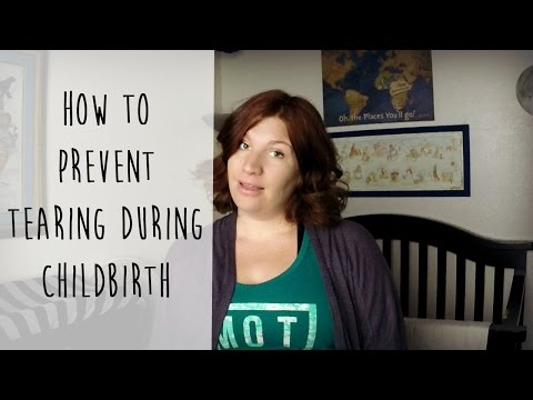 3 Major Ways to Prevent Tearing During Childbirth