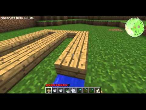 Minecraft - Simple Garden